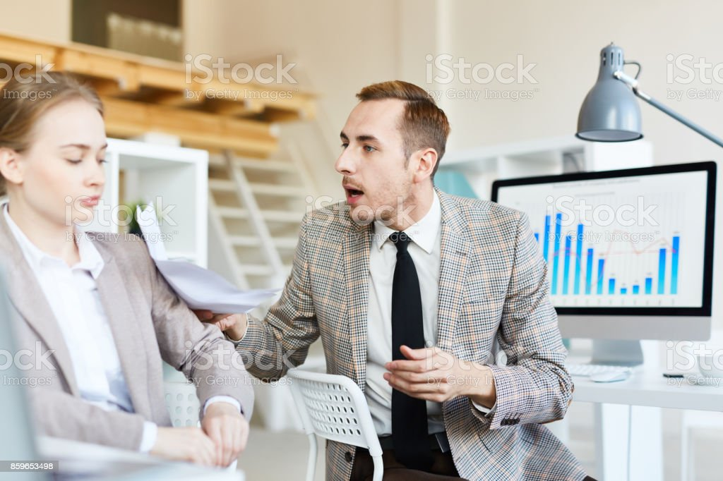 You should work harder stock photo