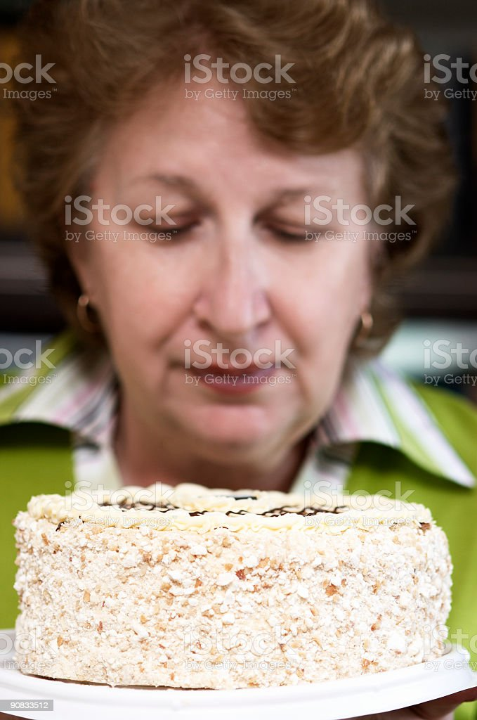 You so sweet! royalty-free stock photo