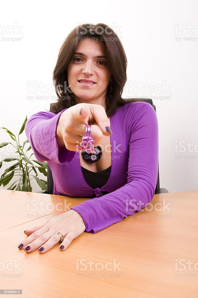 You there! royalty-free stock photo