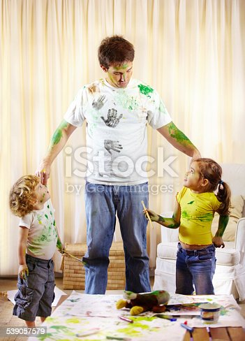 istock You two have some explaining to do 539057579