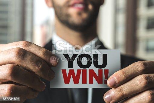 istock You Win! 687234894