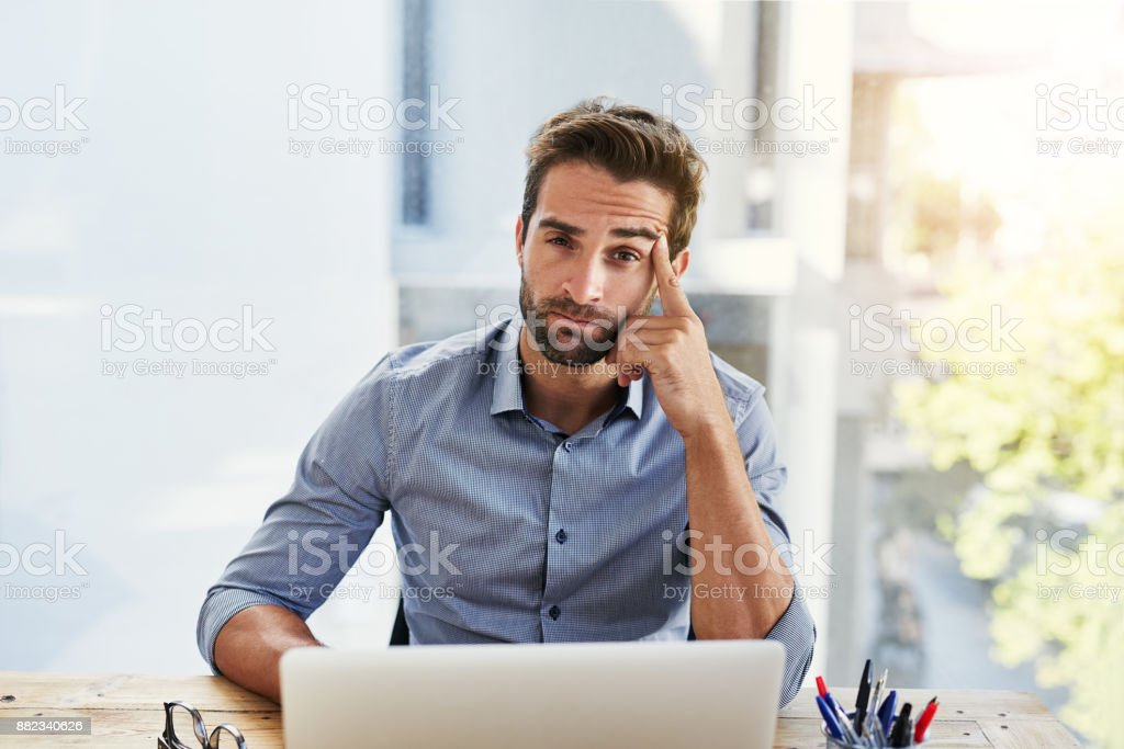You won't always have all the answers and that's ok! stock photo