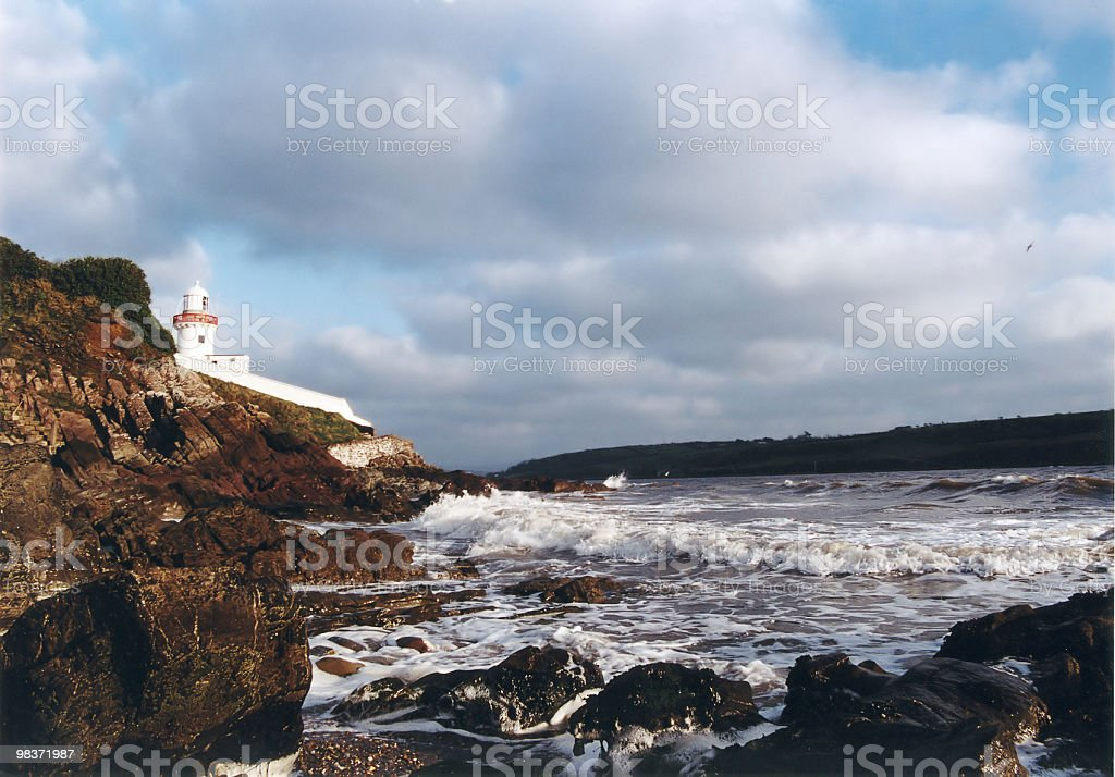 youghal harbor royalty-free stock photo