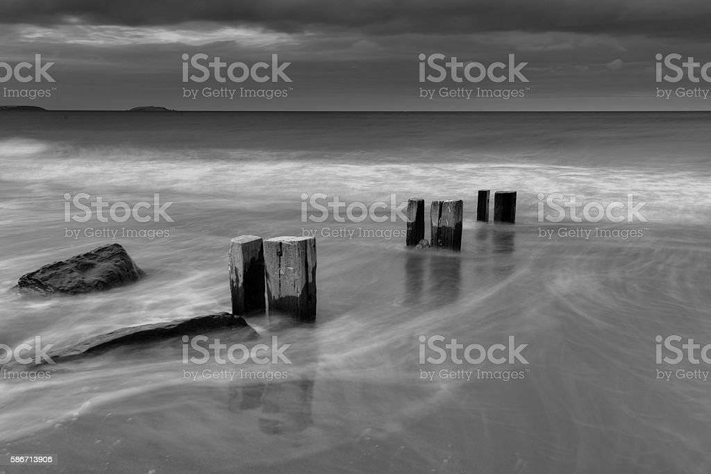Youghal Strand 07/08/2016 1 stock photo