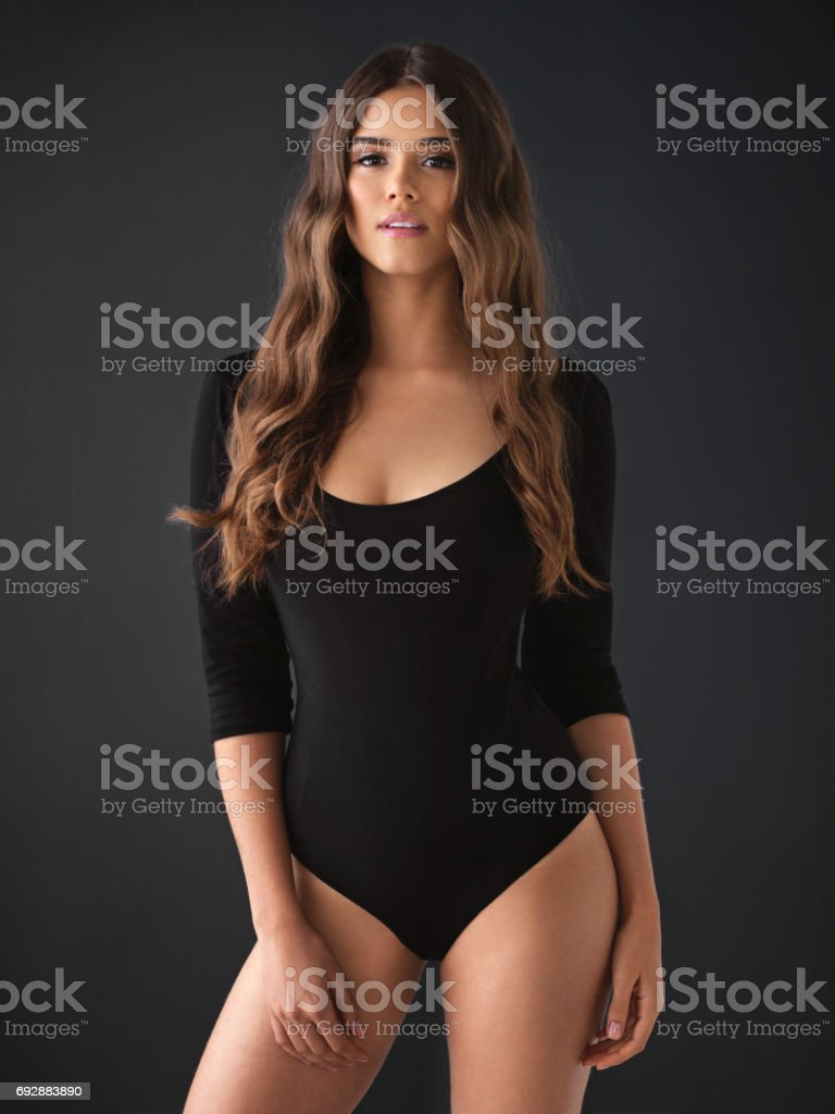 You'll never worry about what to wear underneath again! stock photo
