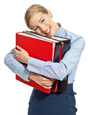 Young Accountant Stock Photo - Download Image Now