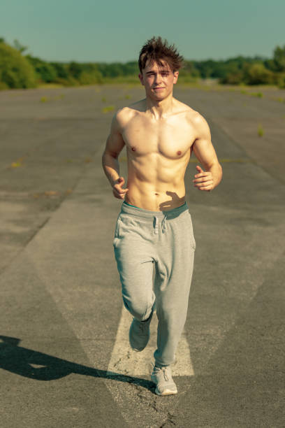 Top 60 Shirtless Teen Models Stock Photos, Pictures, And Images - Istock-2913