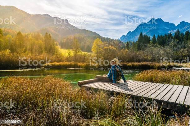 Young adult man hiking in julian alps zelenci picture id1059555474?b=1&k=6&m=1059555474&s=612x612&h=szo4byou5okw9e2hs61unyrbrhxjcojmhmnivtn9p7m=