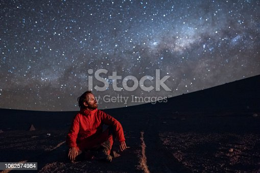 Atacama Desert an amazing place in the southern hemisphere of the Earth, maybe the driest desert in the world is a combination of salt falts, salt lakes, amazing turquoise waters beaches, volcanoes and awesome landscape with the best night sky and an amazing place for looking for meteorites