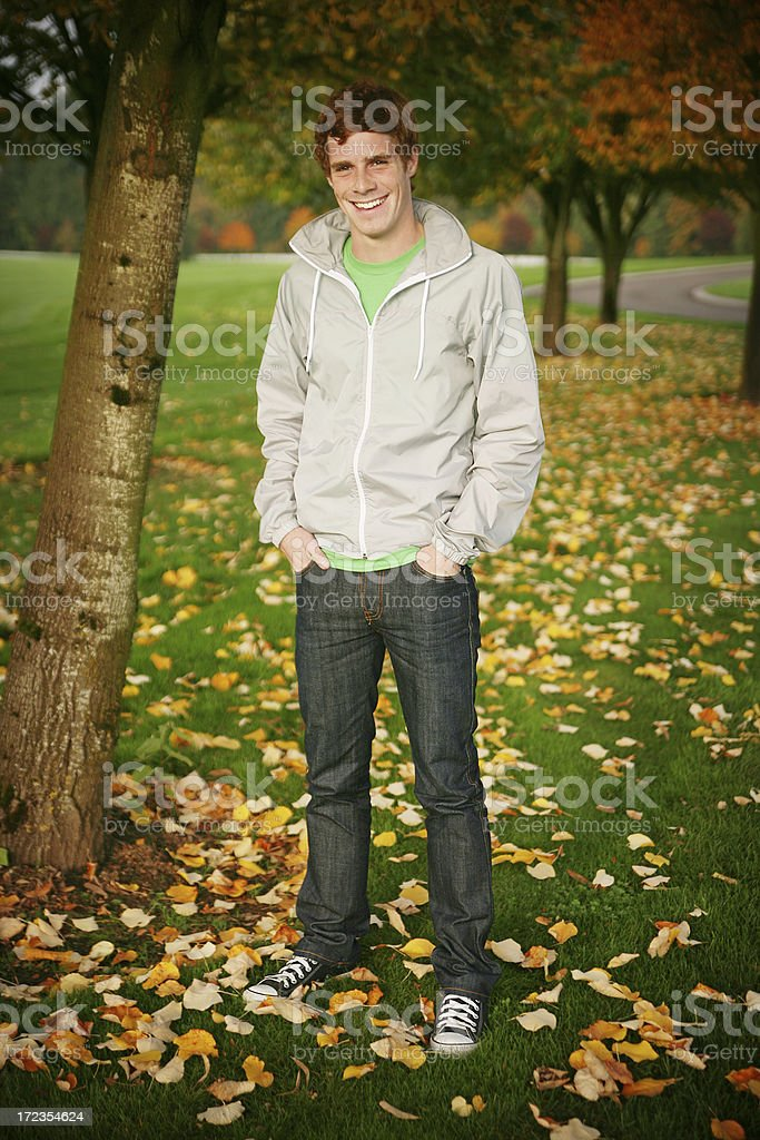 Young Adult royalty-free stock photo
