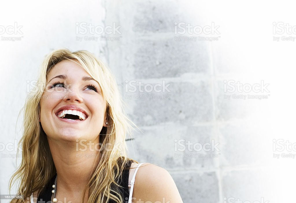 Young Adult Woman royalty-free stock photo