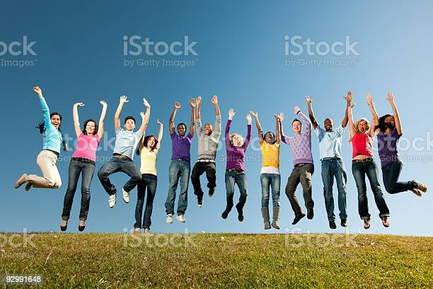 Young Adults Stock Photo - Download Image Now