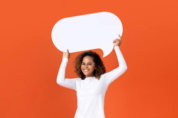 Young african american woman holding empty speech bubble picture id1175303358?b=1&k=6&m=1175303358&s=612x612&w=0&h=tldjh0 is8o64jrqbqx7tvfzbiuem8mjhmezcnwm7k4=