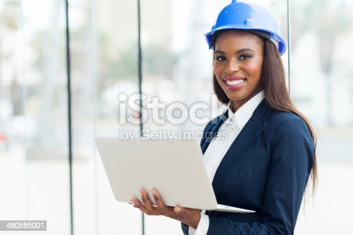 istock young african architect using laptop 480585001