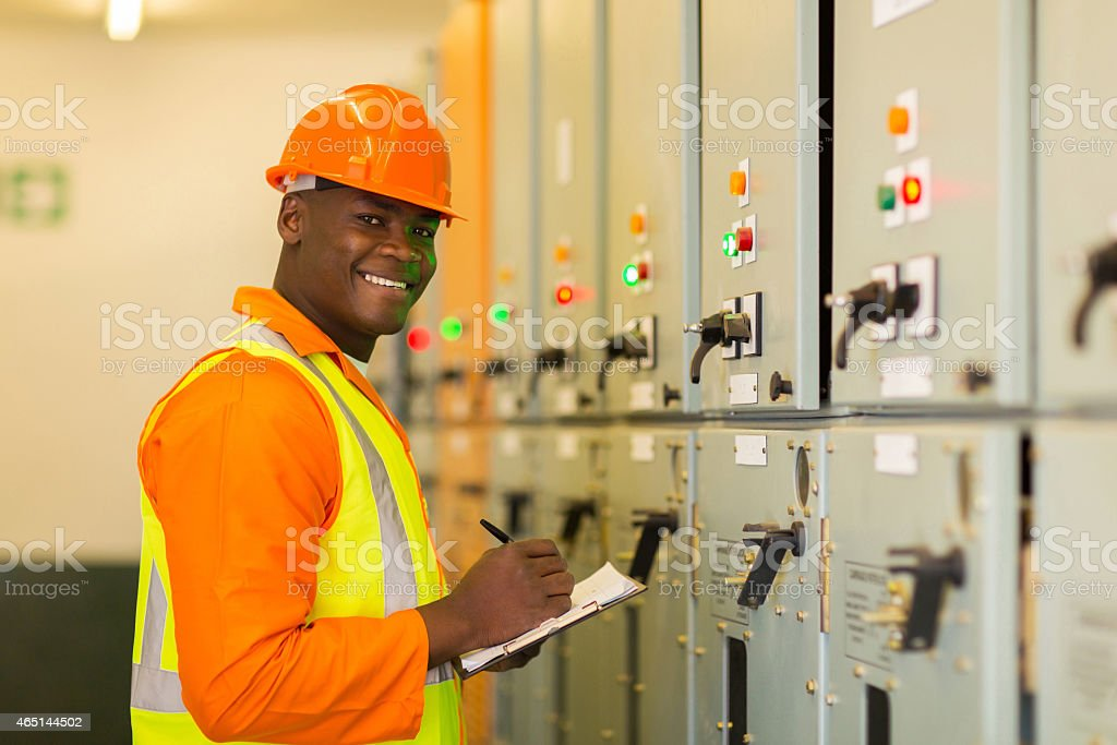 Image result for Industrial Electrician. istock