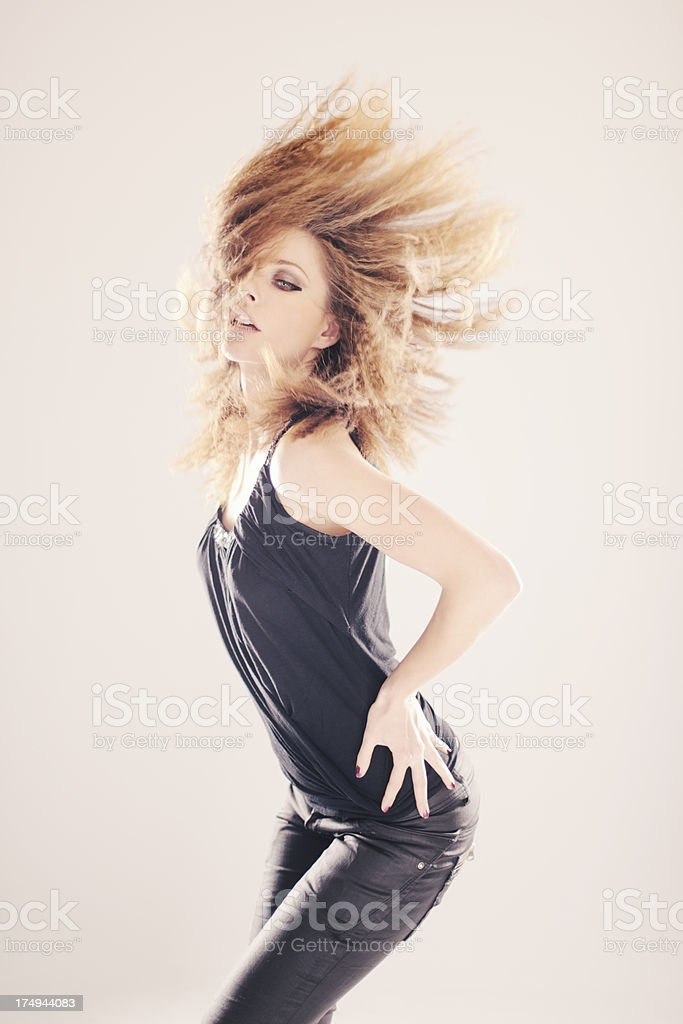 Young & Beautiful stock photo