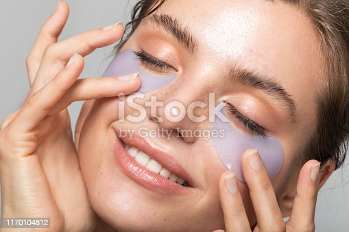 istock Young and beautiful skin 1170104812