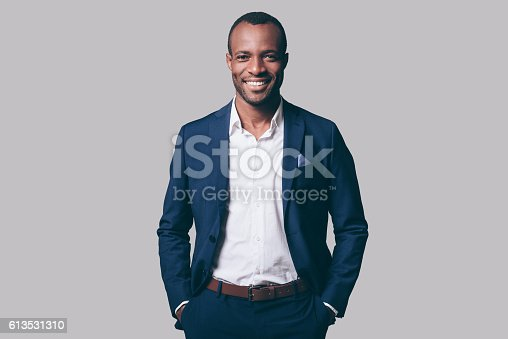 istock Young and handsome. 613531310
