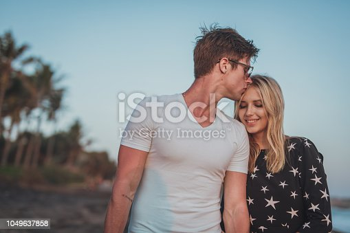 istock Young and in love 1049637858