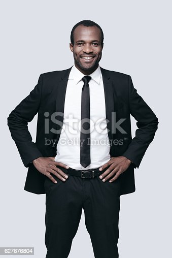 istock Young and successful. 627676804