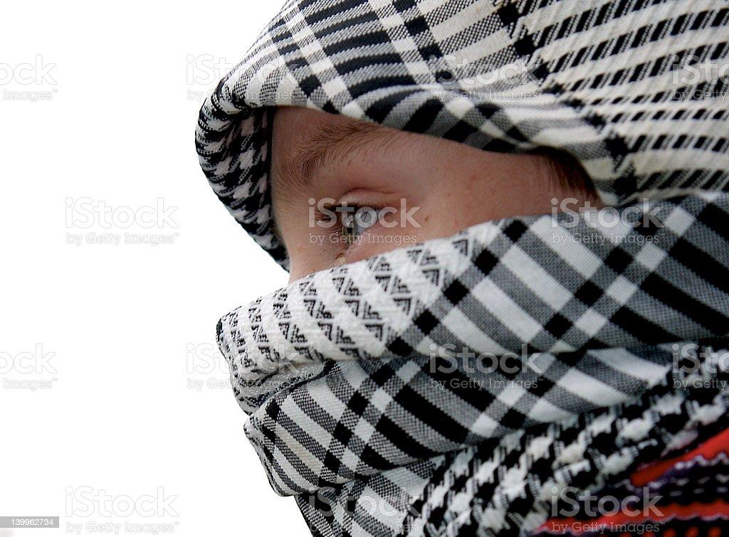 Young Arab Boy stock photo