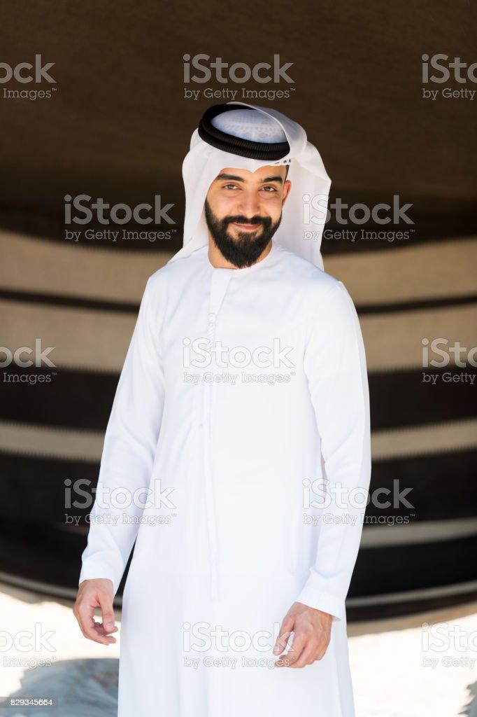 Junge arabische – Foto