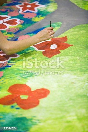 istock Young artist 172374274