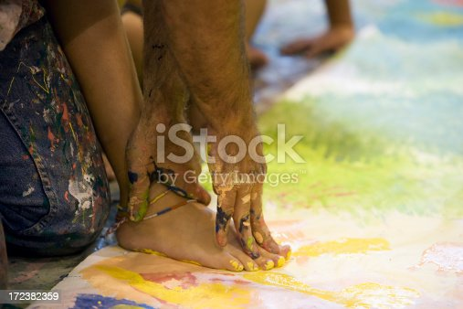 istock Young artist 172382359