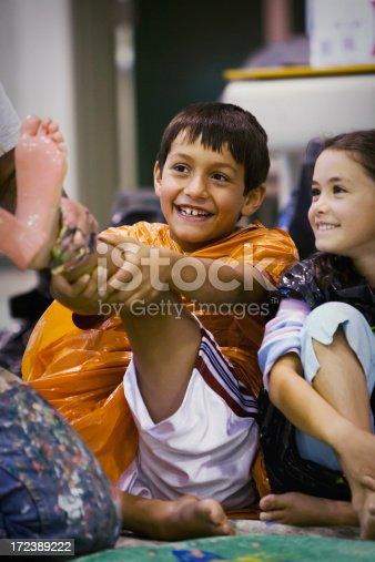 istock Young artist 172389222
