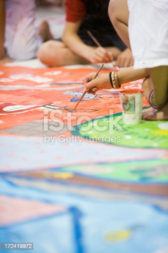 172288907 istock photo Young artist 172419972