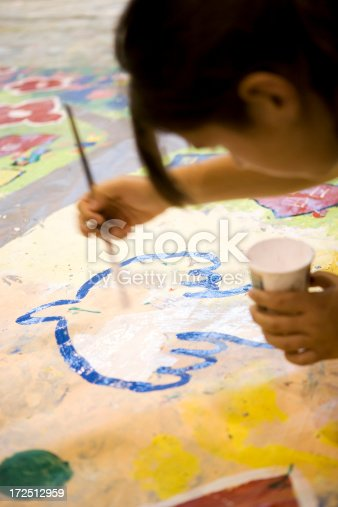 172288907 istock photo Young artist 172512959