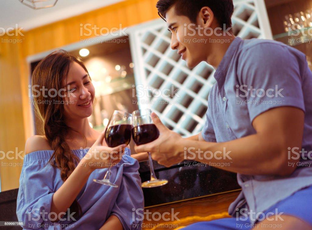 Vad är dating en asiatisk man som