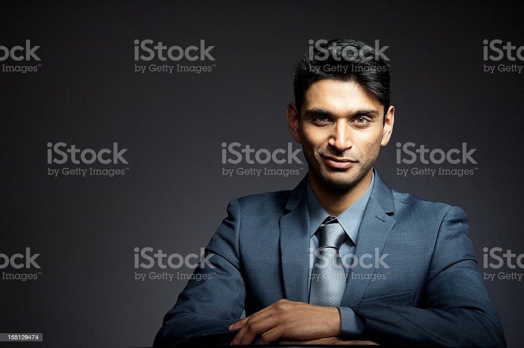 Young Asian Executive stock photo