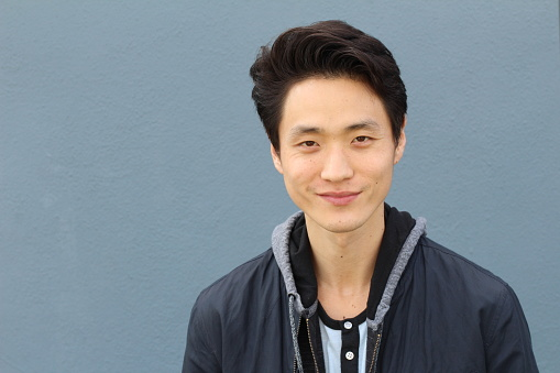 689644378 istock photo Young Asian male smiling and laughing 846296140