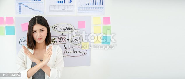 1144568493 istock photo Young asian programmers believe nothing is impossible in the world of Agile concepts. Scrum Master will do everything to make the program successfully developed and delivered to customers in time 1211614657
