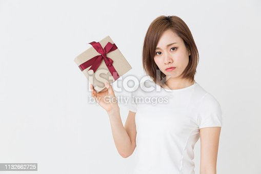 874218810 istock photo young attractive asian woman 1132662725