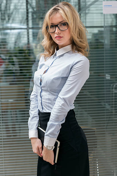 Royalty Free Sexy Business Woman Pictures, Images and