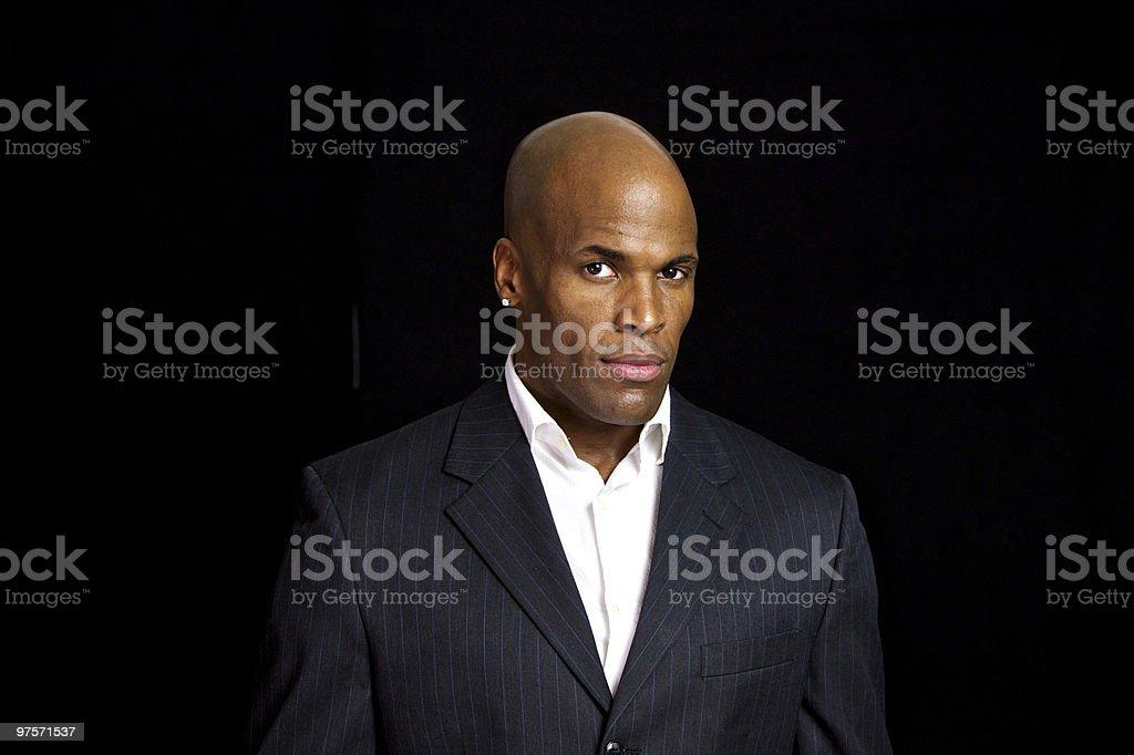 Jeune homme beau élégant photo libre de droits