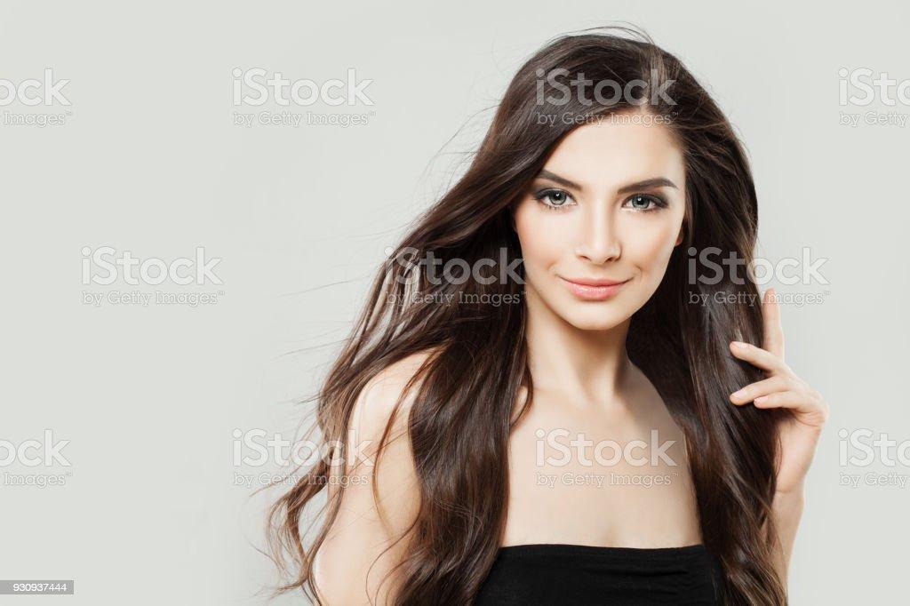 Attraktiv Kvinna