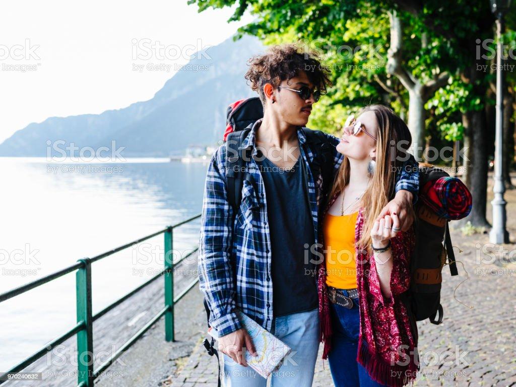 dating Backpackers gjorde Ryan gosling dating Blake livlig