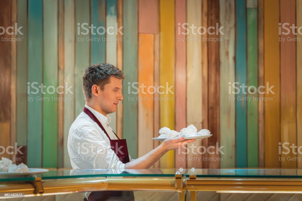 Young baker - Royalty-free Adult Stock Photo