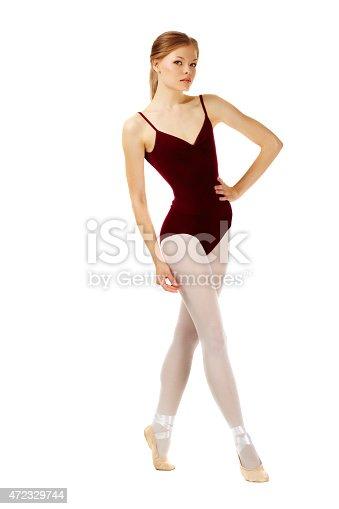 Kleine Ballerina Stock-Fotografie und mehr Bilder von 2015