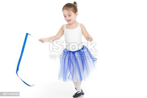 466300721 istock photo Young ballerina 487440433