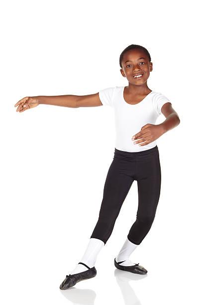 Young Ballet Dancer stock photo