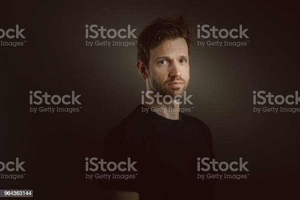 Foto de Retrato De Homem De Barba Young e mais fotos de stock de 30 Anos