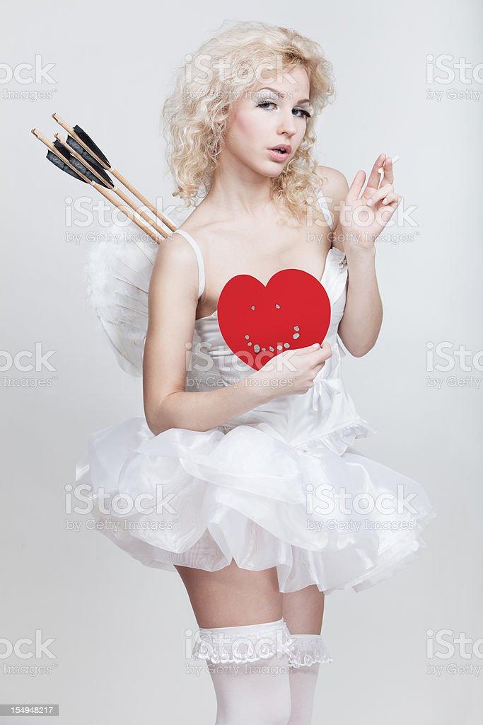disfraz mujer joven