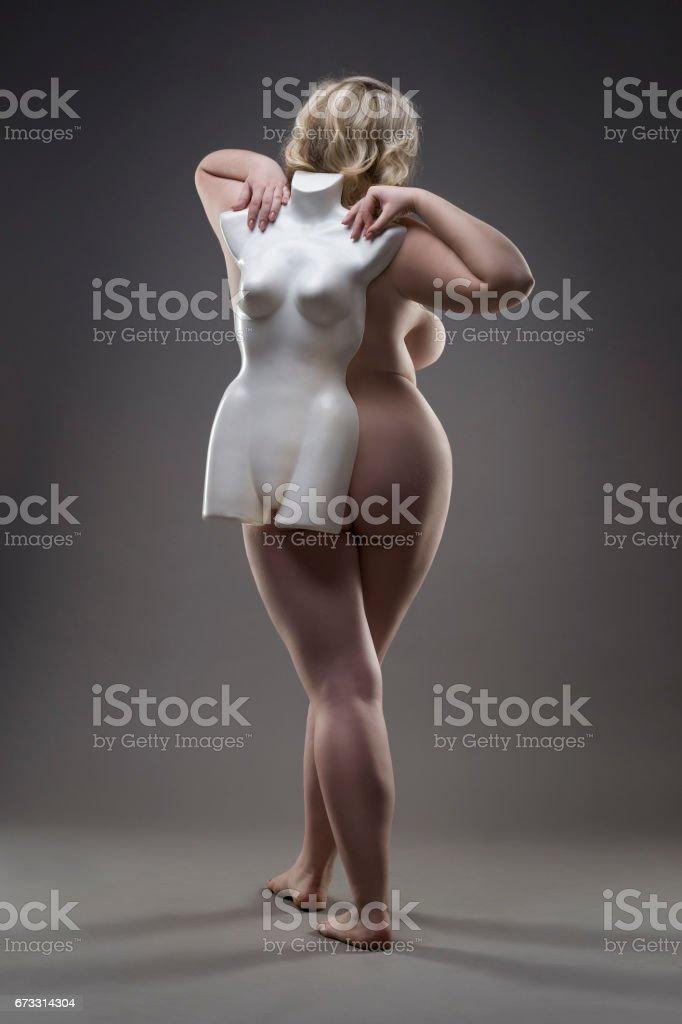 plus la taille des photos de modèle nue