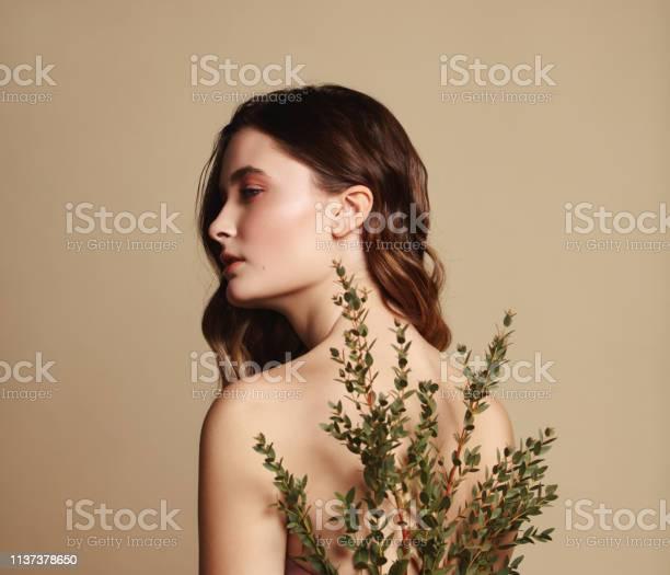 Young beautiful girl and plant picture id1137378650?b=1&k=6&m=1137378650&s=612x612&h=tu vfd1uegghjommnhtiraivkzl76wpqtxa03jrjjtu=