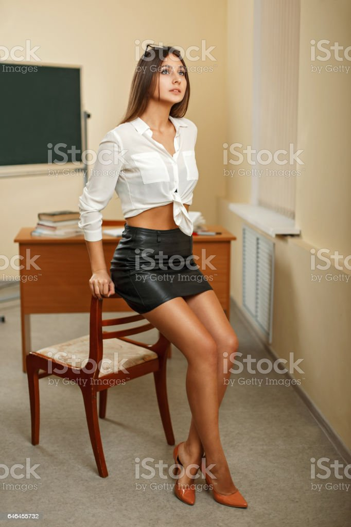 YVONNE: Sexy girls in the office