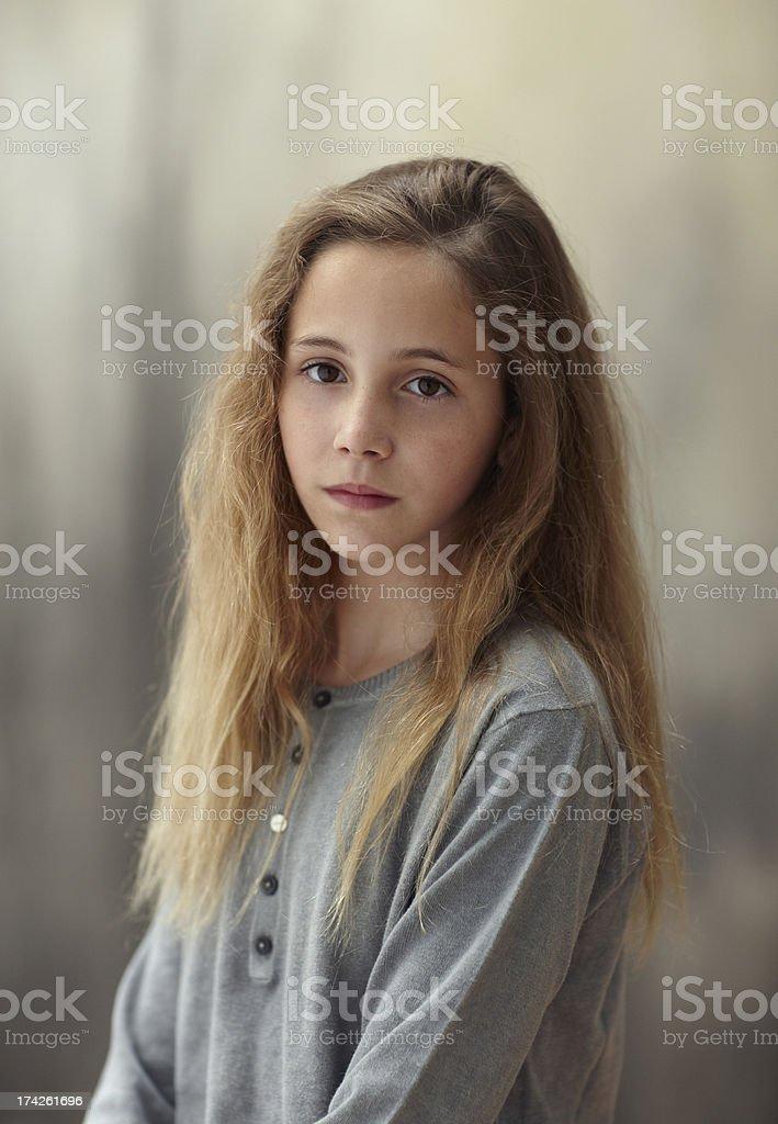Junge schöne Mädchen – Foto